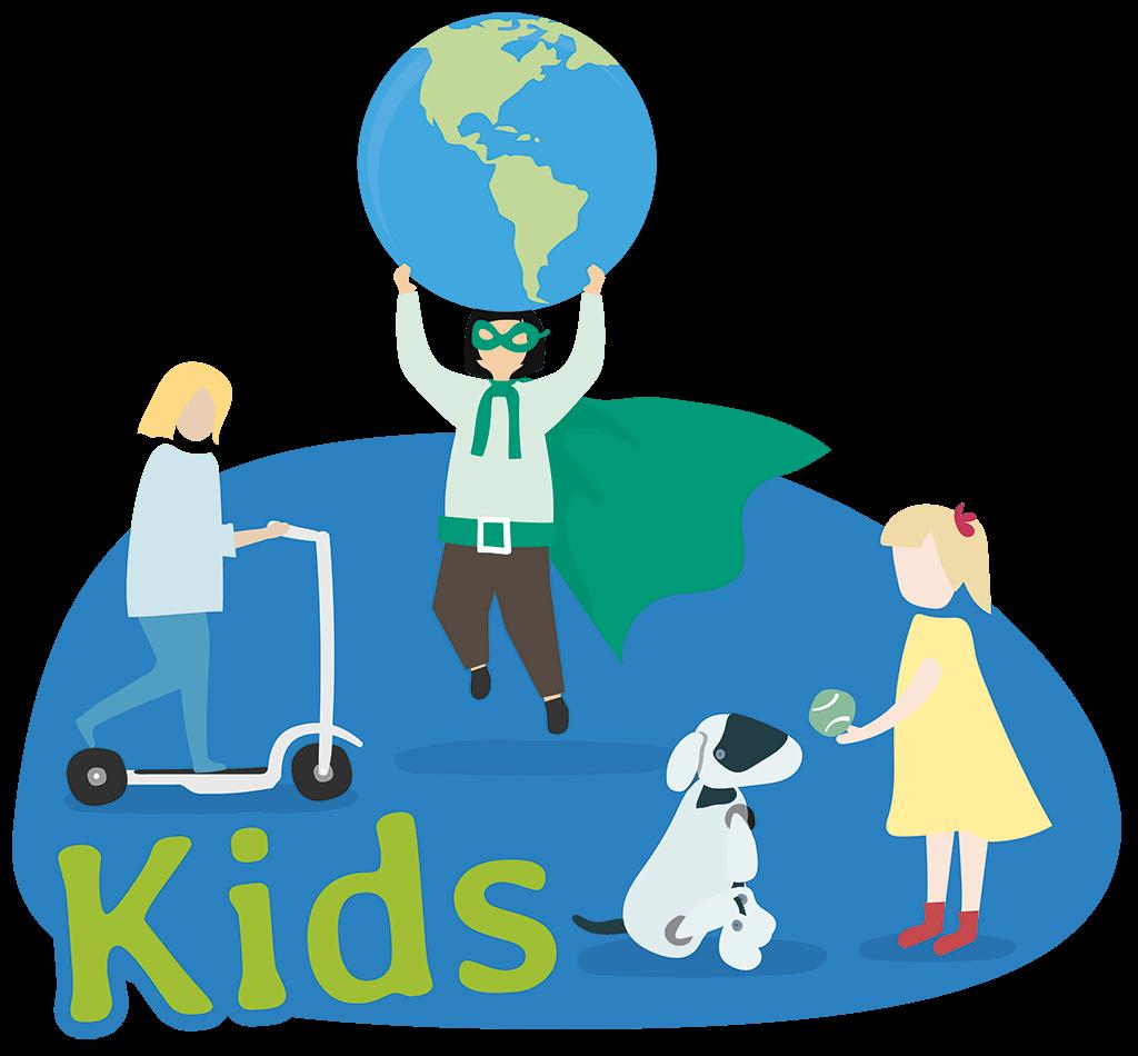 Klimaschutz für Kids